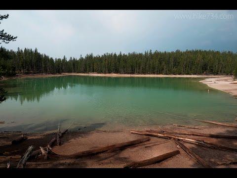 Clear Lake - Ribbon Lake Loop by hike734