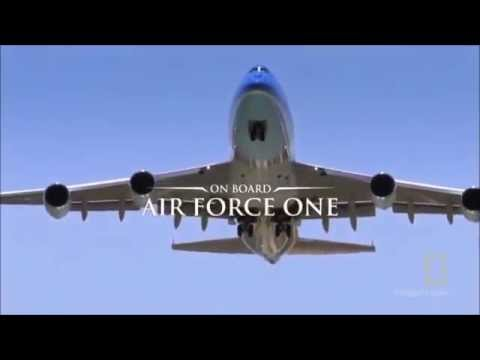 On Board Air Force One September 11, 2001, as events unfold