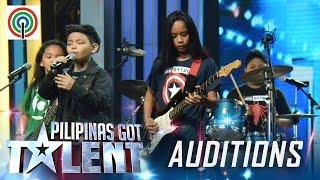 Pilipinas Got Talent Season 5 Auditions:  The Chosen Ones - Kiddie Band