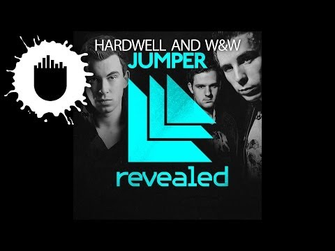 Hardwell and W&W - Jumper (Cover Art)