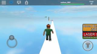 Roblox#1 escape do iPhone vouteiiiii