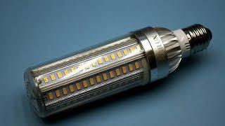Ремонт дорогой светодиодной лампы