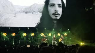 Adam Levine - Seasons @ I Am The Highway Chris Cornell tribute LA 16 Jan 2019