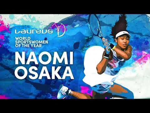 2021 Laureus World Sportswoman of the Year - Naomi Osaka