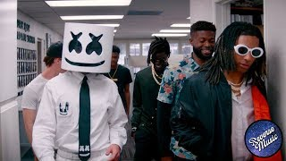 Marshmello - Imagine (Official Music Video) [REVERSE]
