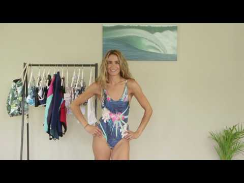 One Piece Swimsuit Bikini Haul – The Second Collection from Mazarine Aqua Swimwear