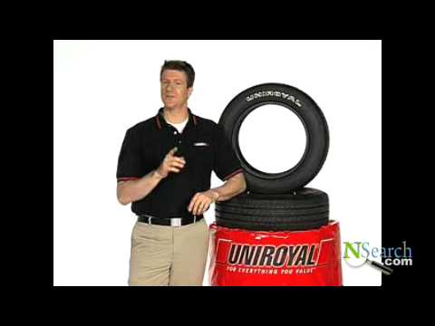 Uniroyal Tires - Introduction to Tire Safety
