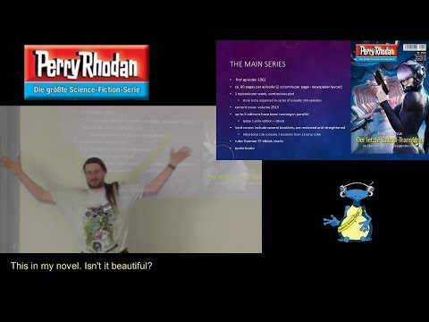 old: PERRY RHODAN presentation at EuroCon 2017 - old: PERRY RHODAN presentation at EuroCon 2017