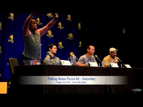 Dragon Con 2014: Falling Skies Panel #2 - Saturday