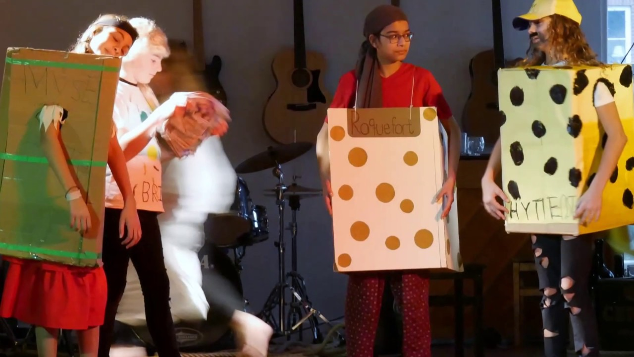Sorø Privatskole - Drama & musik for 4.-6. klasse musical 2018