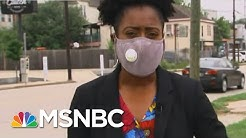 Texas Medical Center Hits 100% ICU Capacity As COVID-19 Cases Surge | MTP Daily | MSNBC