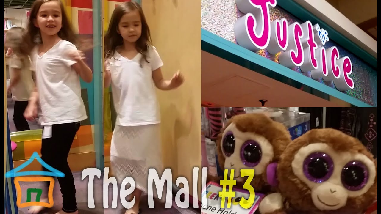 Shopping At Justice Mall Trip 3 Youtube
