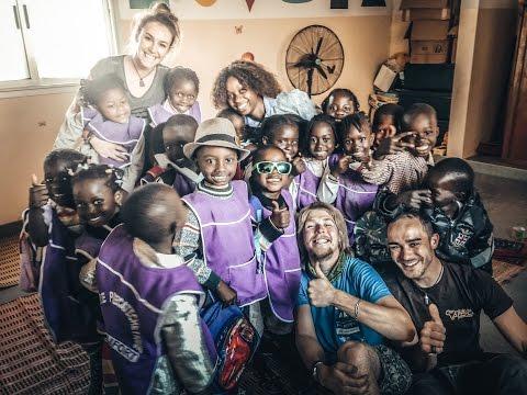 Fabrizio Meonis footsteps, Schools of Dakar, Education4Future
