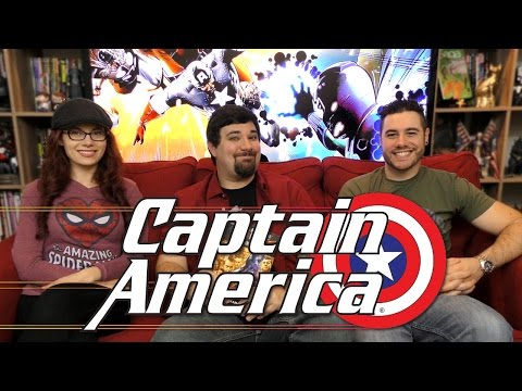 Captain America: Man Out of Time on Back Issues