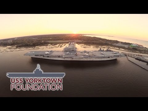 YKTV Help The USS Yorktown Foundation and Invest in Our Future