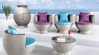 Garden Furniture Ideas | Outdoor Furniture Lounge Romance