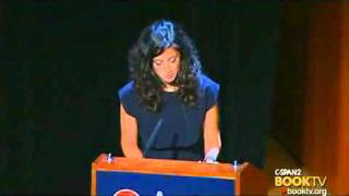 "Book TV: Fatima Bhutto, ""Songs of Blood and Sword: A Daughter"