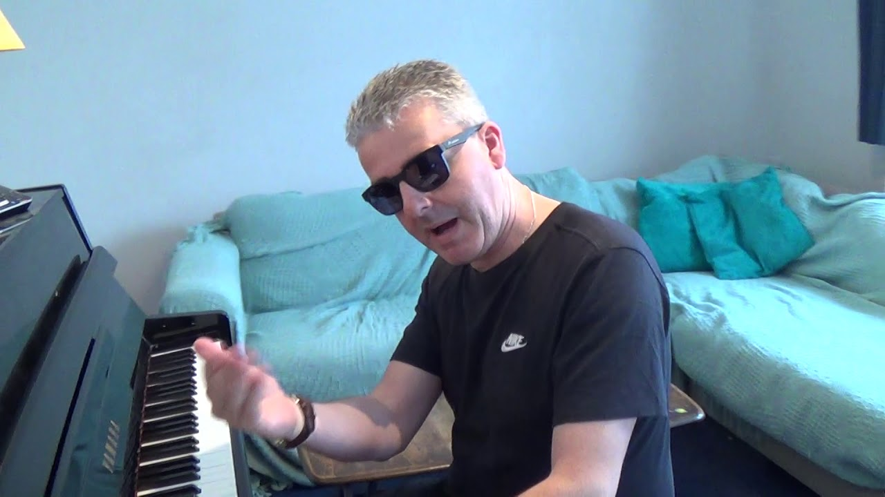 The Most Infectious Boogie Woogie Left Hand (Pete Johnson Style)