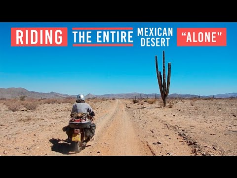 Ep11: Riding through Mexico part 1