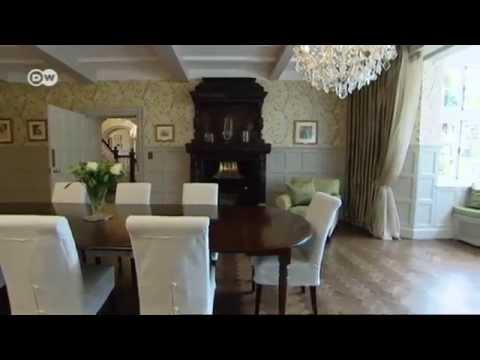 Leben im Herrenhaus auf Jersey | Euromaxx Ambiente