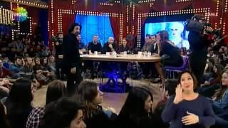 Okan Bayülgen Makina Kafa Medya Arkası 8 Aralık 2013 Hdizi