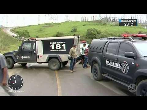 Suspeito de matar menina de 12 anos tem mais de 20 passagens | SBT Brasil (13/11/17)