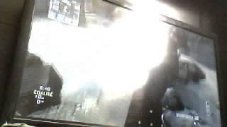 Comment monter sur l'hélicoptère de Bakaara,tuto MW3 wii