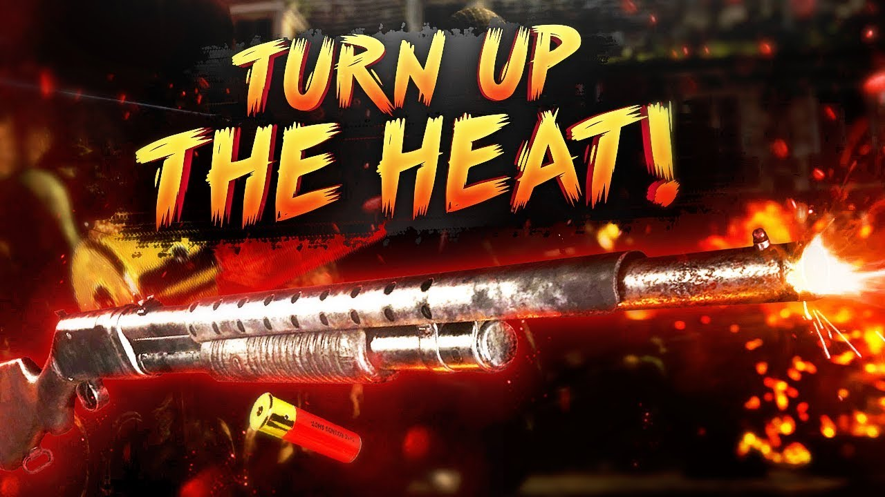 time to turn up the heat ww2 fire shotgun youtube. Black Bedroom Furniture Sets. Home Design Ideas
