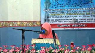 Video Rakan Syahamah -  MTQSSKPM Peringkat Kebangsaan 2011 (Selangor-Johan) download MP3, 3GP, MP4, WEBM, AVI, FLV September 2018