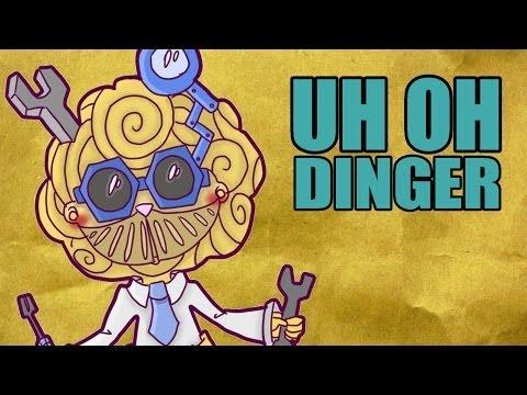 League of Legends : Uh Oh Dinger