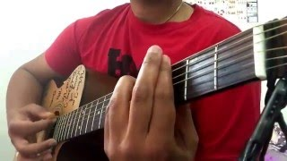 Jeena Jeena | Atif Aslam | Badlapur | Guitar Chords Lesson