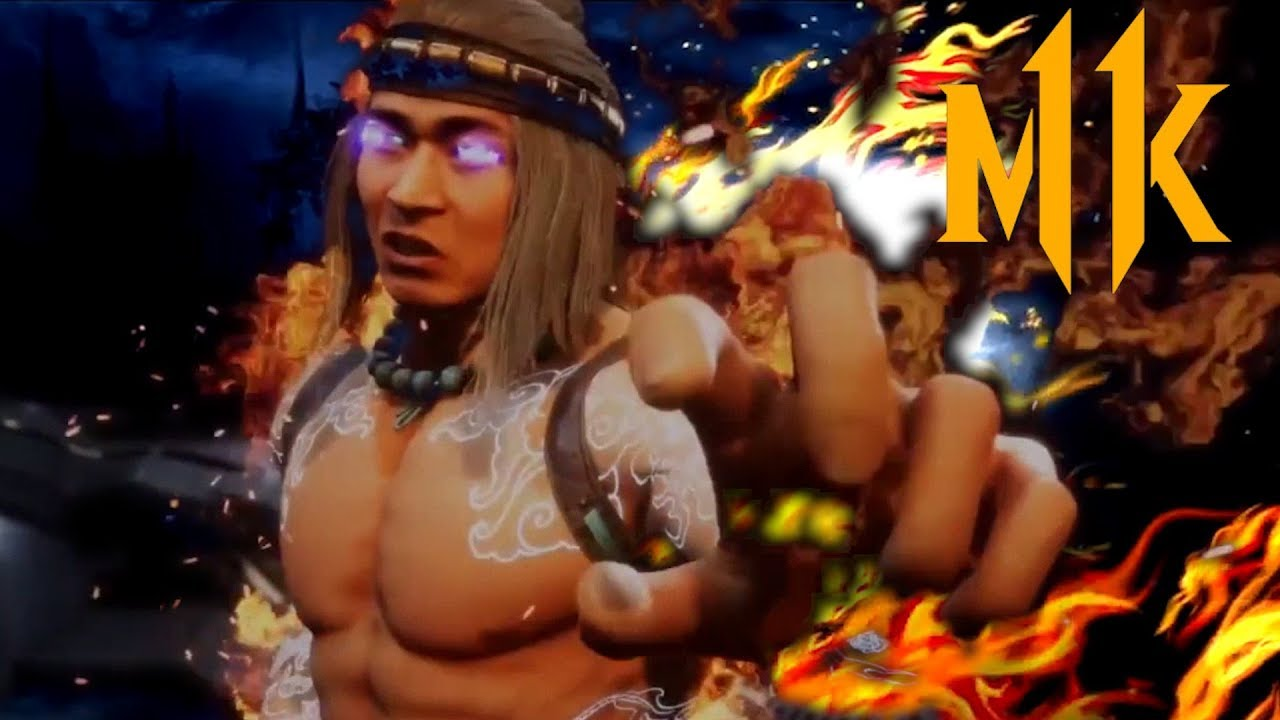Foreshadowings Of Liu Kang Going Fire God Youtube