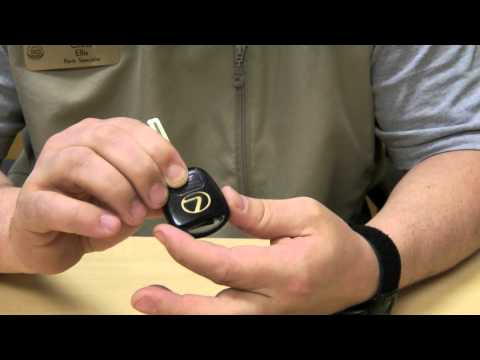 What to do if your Lexus Key breaks - with Chris Ellis of Lexus of Memphis