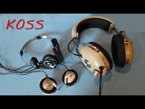 Z Review - Koss Everything (Pro/4AA + KSC75) aka The SpeedBall Episode