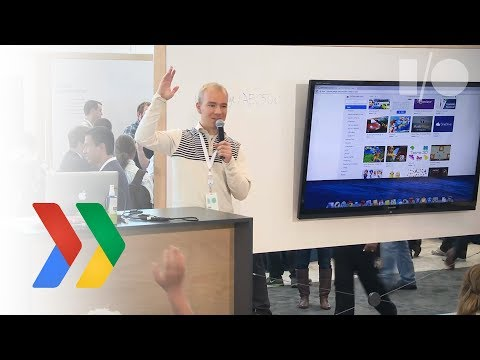 Google I/O 2014 - How to distribute on Chrome Web Store