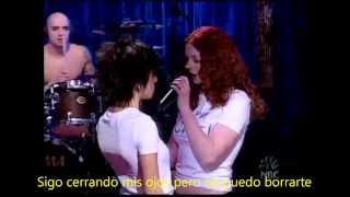 t.A.T.u - All the things she said LIVE subtitulado en español