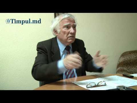 """(VIDEO) Scriitorul Spiridon Vangheli: """"Văd în Dorin Chirtoacă un om de caracter"""""""