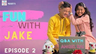 Download FUN WITH JAKE | Q&A WITH ANGEL RAI | EPISODE 2 | CARTOONZ CREW JR