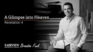 Fairview Mennonite church Sunday Service: Sunday, January 3rd, 2021 - Brandon Funk