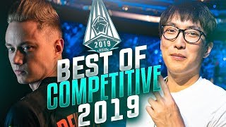 Top 50 Best & Worst Moments of Competitive 2019