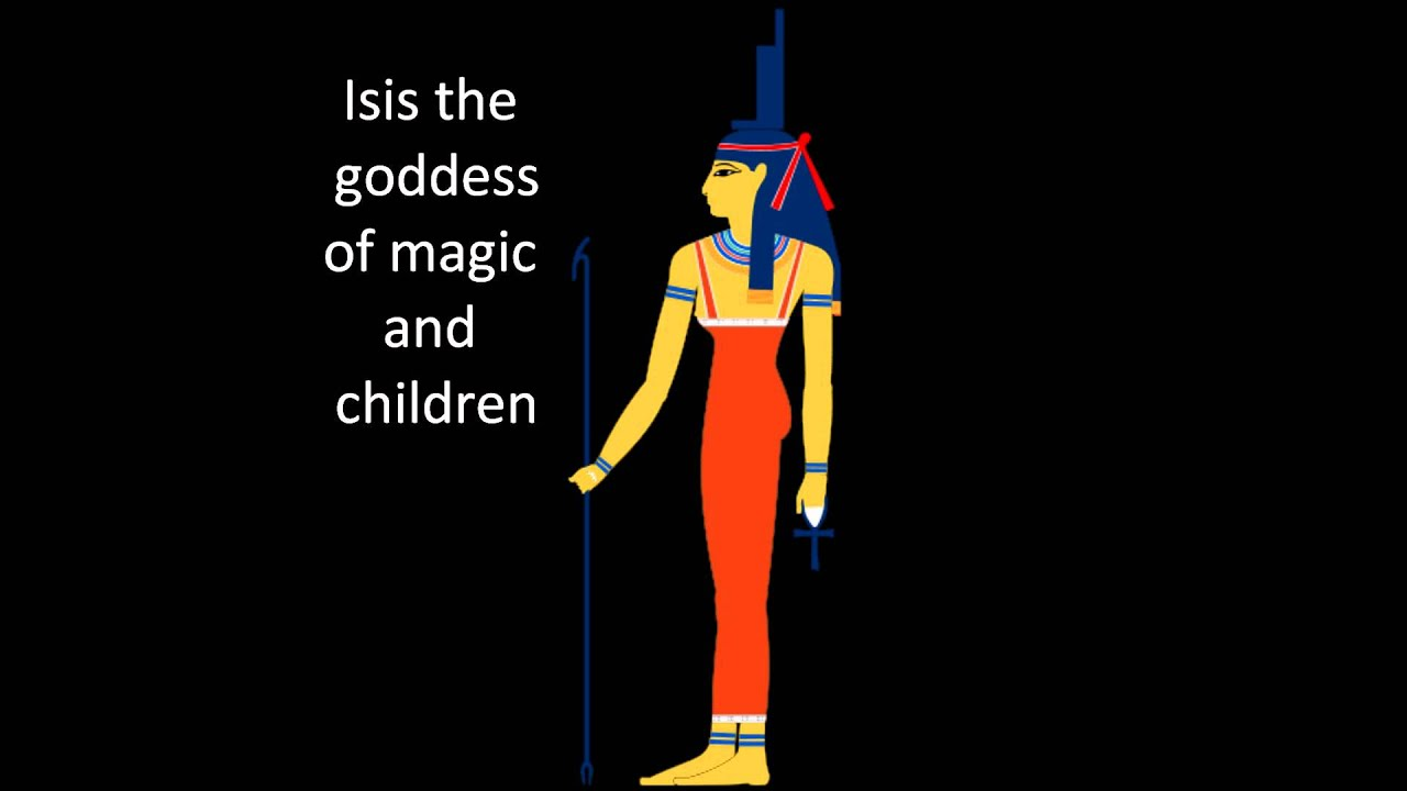 The Goddesses of Ancient Egypt