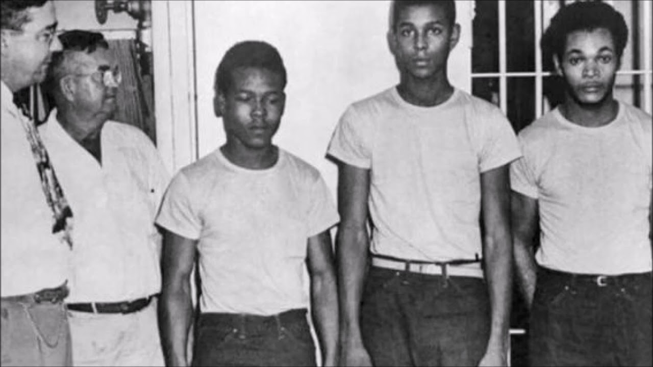 Florida Pardons 4 Black Men Wrongfully Convicted Of 1949 Rape