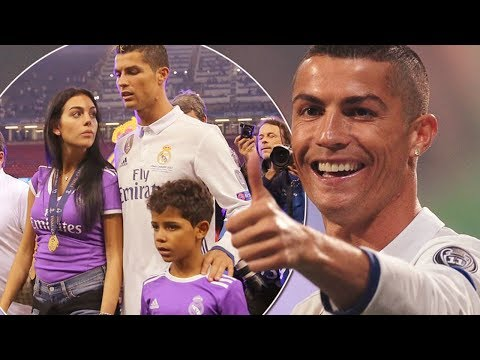 Cristiano Ronaldo On What Team