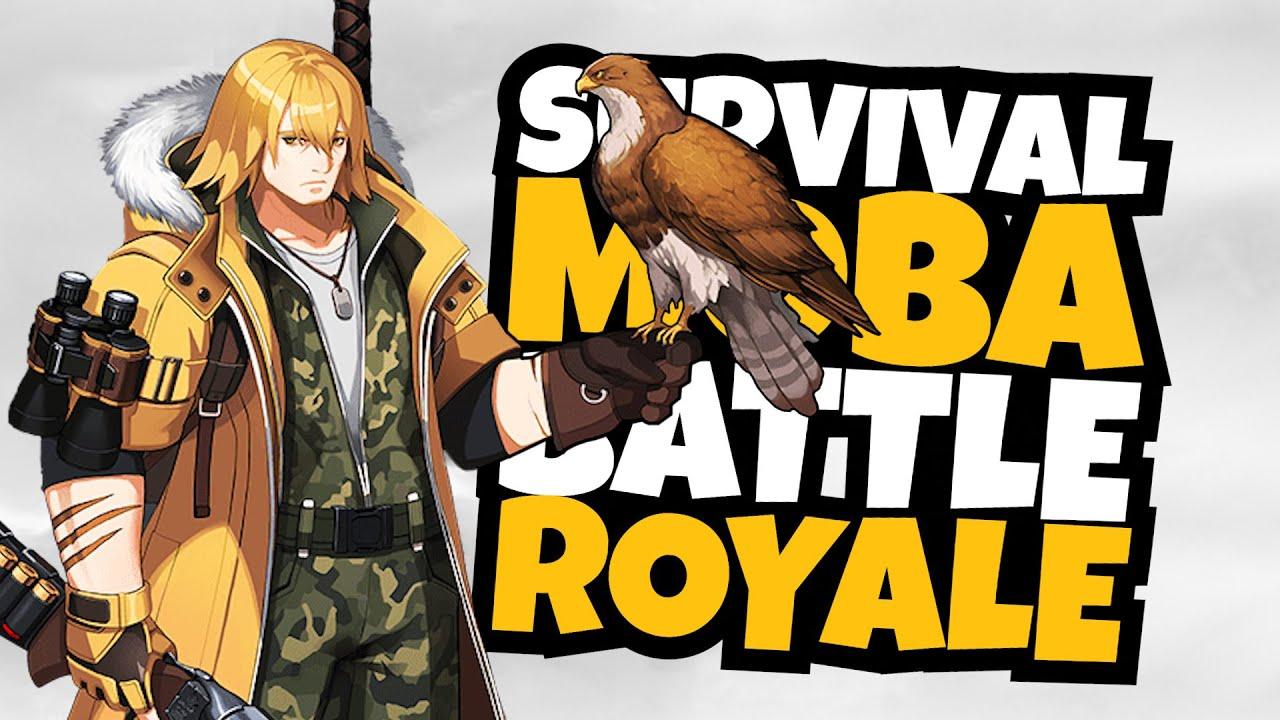 A New MOBA Battle Royale Game – Eternal Return