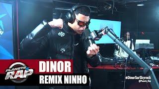 """[Exclu] Dinor """"Remix La vie qu'on mène"""" (Ninho) #PlanèteRap"""
