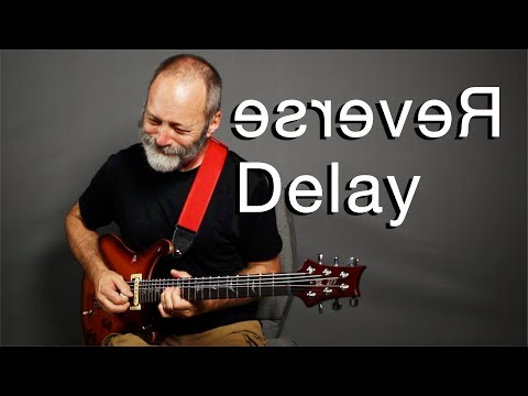 Ambient Guitar Wailing with the TC Electronic Flashback 2 Reverse Delay!