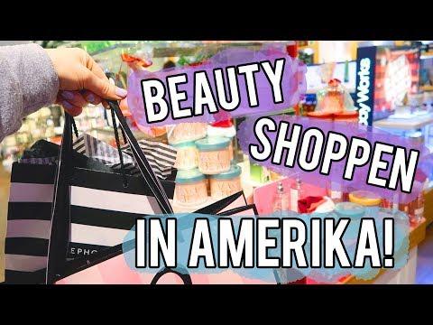 Beauty shoppen in Amerika ❤ Shop met mij mee! | Beautygloss