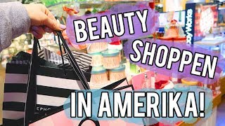 Beauty shoppen in Amerika ❤ Shop met mij mee! | Beautygloss