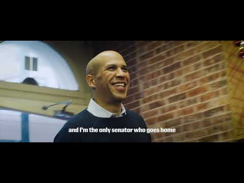 Borasio - Cory Booker announces run for the White House