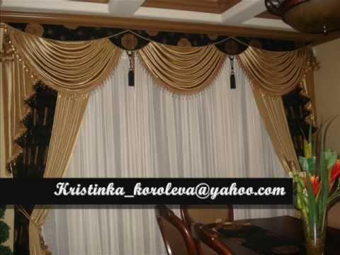 Beautiful Curtain Making by Kristina Koroleva
